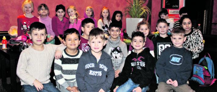 500 Kinder sehen am ersten Tag Kinofilme im CineStar Garbsen