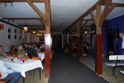 Das Wurstessen war mit 75 Gästen sehr gut besucht.